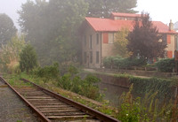 Foggy Day in Lambertville