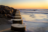 Sunrise at Fort Fisher