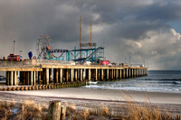 Steel Pier in Atlantic City