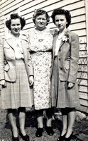 Aunt Winnie, Grandmother and Mother