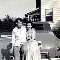 Mom and Dad 1950