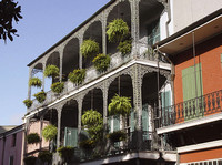 Balcony, New Orleans
