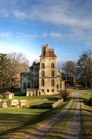 Fonthill in Doylestown